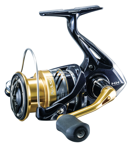 NEW  Shimano Nasci 1000 FB model 2017 spinning fishing reel with front NAS1000FB