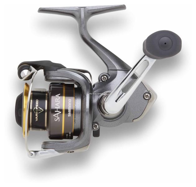 NEW  Shimano Sahara 1000 FI Spinning Fishing Reel, Model 2017 SH1000FI