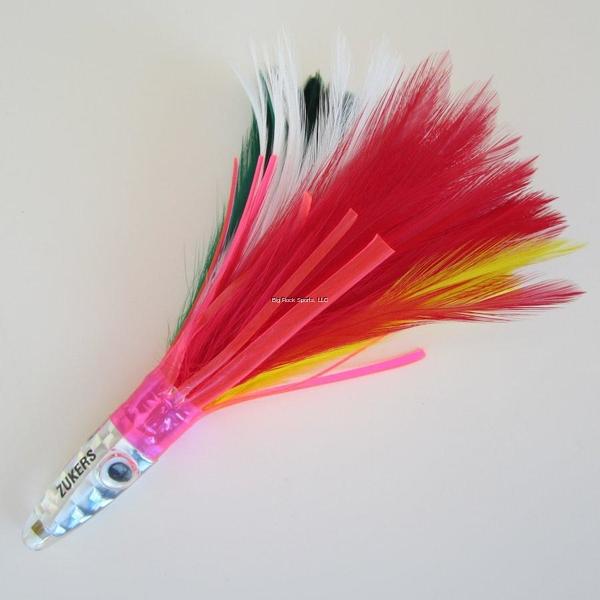 Zuker ZF17 Trolling Feather, 6″, 1
