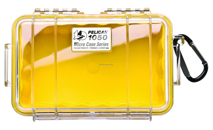 Waterproof Case   Pelican 1050 Micro Case - for iPhone, cell